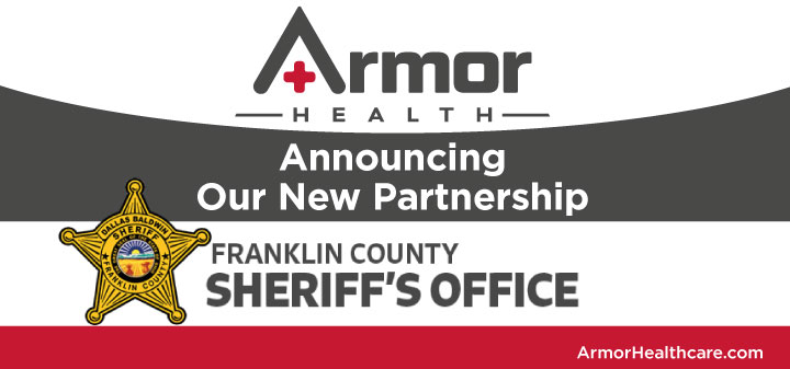 With Its Focus on Integrated Health Care, Lowering Recidivism and Data Analytics, Armor Health is Awarded its First Contract in Ohio.